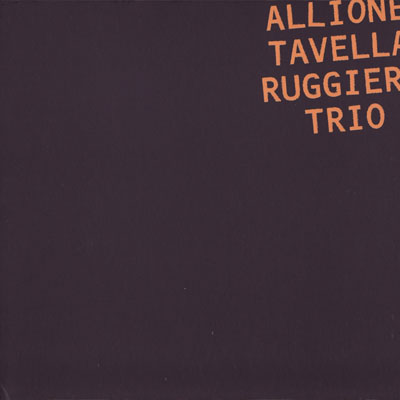 Allione Tavella Ruggieri Trio