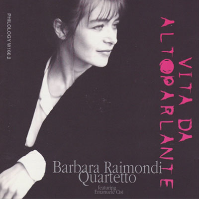 vita da altoparlante-Barbara Raimondi quartetto