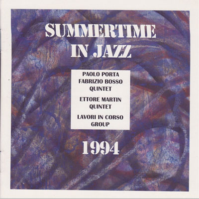 Summertime in Jazz